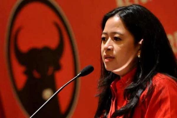 Politikus Puan Maharani Sebut PDIP Kantongi Nama Calon Pendamping Jokowi