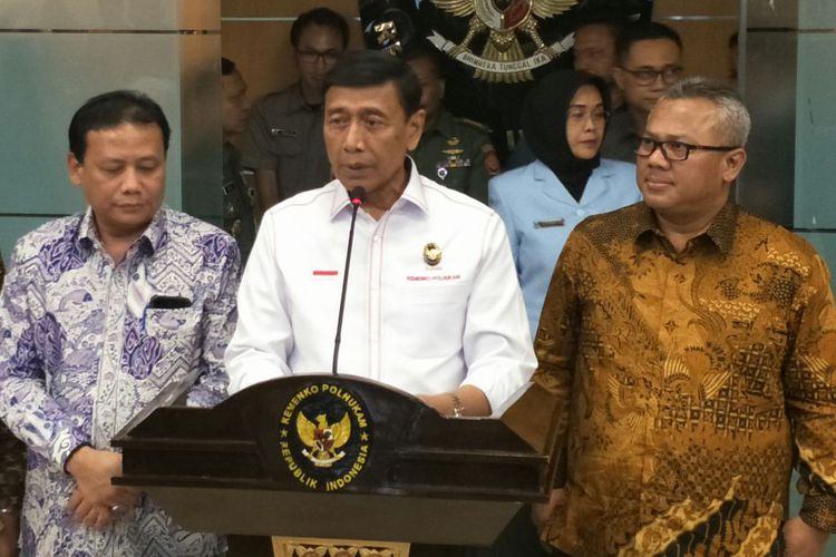 Calon Kepala Daerah akan Ditersengkakan KPK, Pemerintah: Ditunda Dulu lah