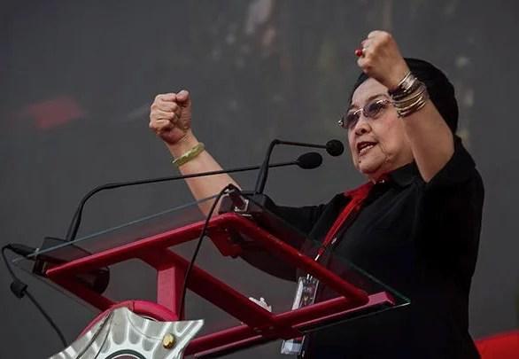 Apel Siaga PDI Perjuangan, Megawati: Siapa yang Daerahnya Tidak Menang akan Saya Pecat