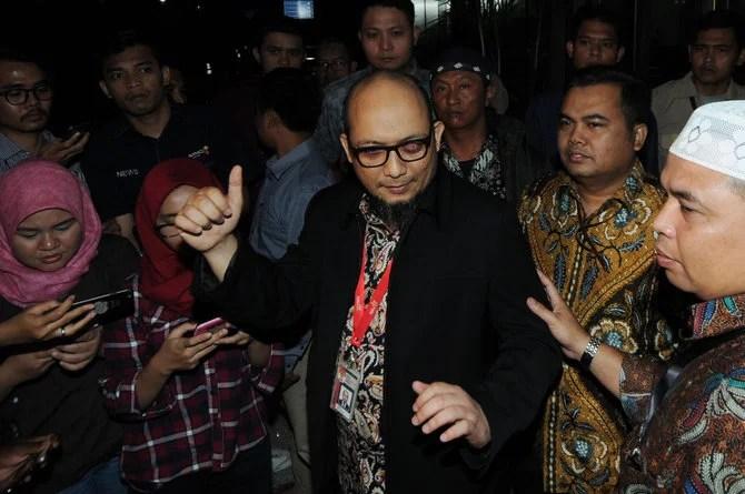 PKS Apresiasi Penangkapan Teroris, Ingatkan Kasus Teror Novel yang Masih Buram