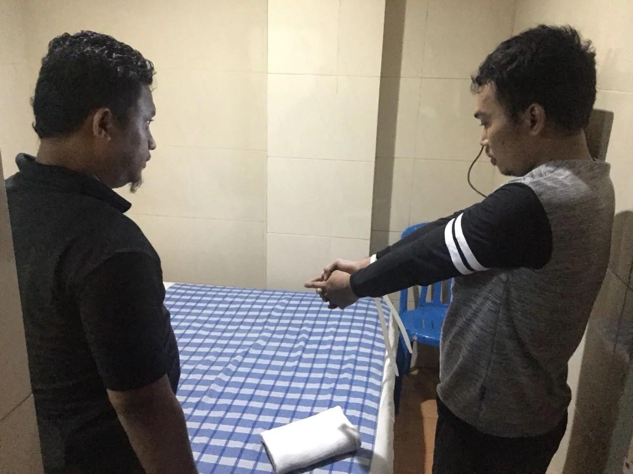 Usai Perkosa ABG Sebanyak 10 Kali dan Merekamnya, Pemuda Serua Diamankan Polres Tangsel