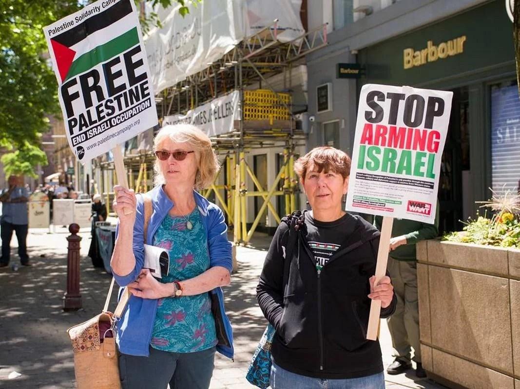The Early Day Motion, Gerakan Parlemen Inggris Tolak Penjualan Senjata ke Israel