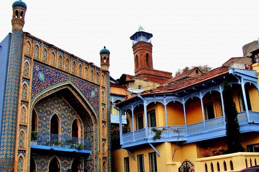 Warisan Islam Menjadi Magnet Pariwisata di Georgia