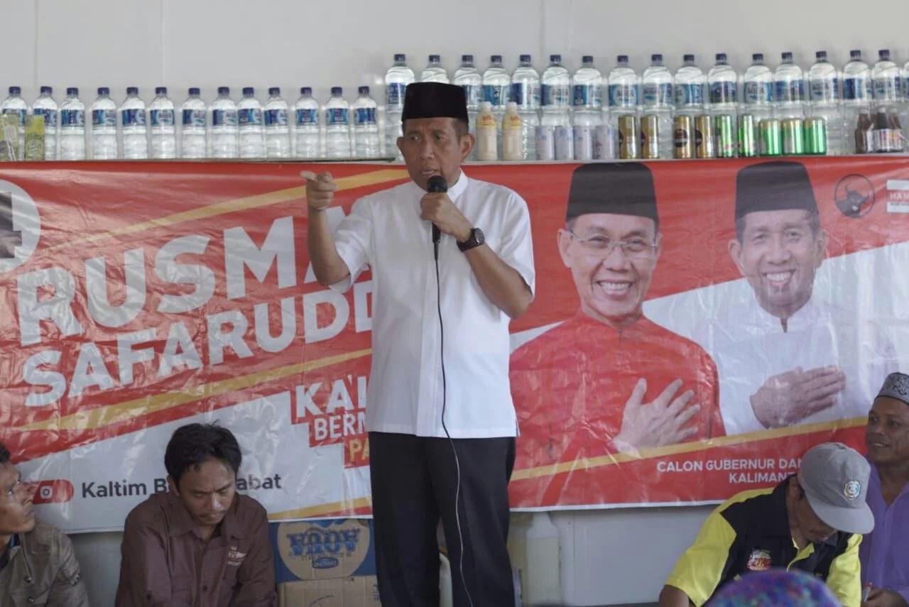 Komitmen Soal Anti Korupsi, Safaruddin: Kalau Sapunya Kotor, Tidak Mungkin Lantai Bisa Bersih