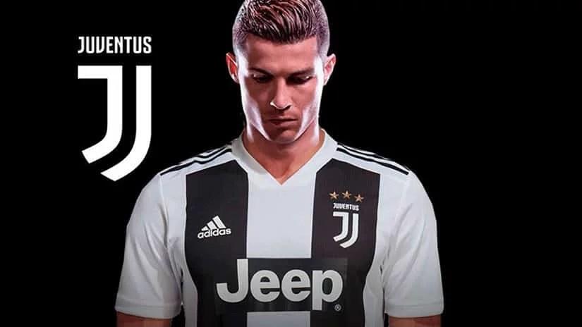 Ini Efek Domino Kepindahan CR7 ke Juventus