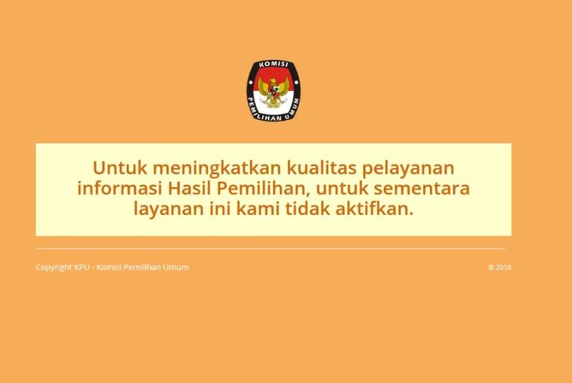 Untuk Pengamanan Website, KPU Minta Tambahan Dana Rp 35 Miliar