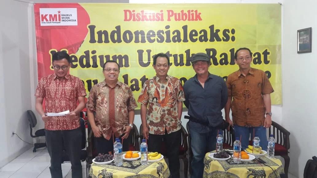 Kenapa IndonesiaLeaks Harus Dibubarkan?