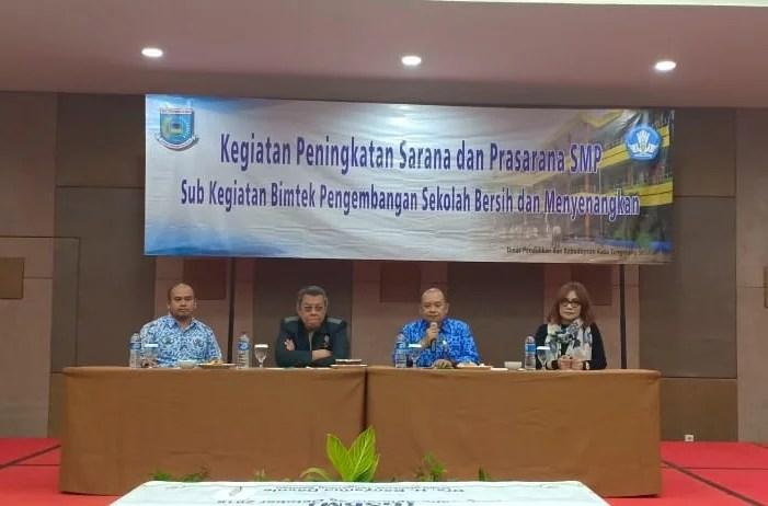 Bangun Sekolah Menyenangkan, Wakil Walikota Tangsel Launching GSBM