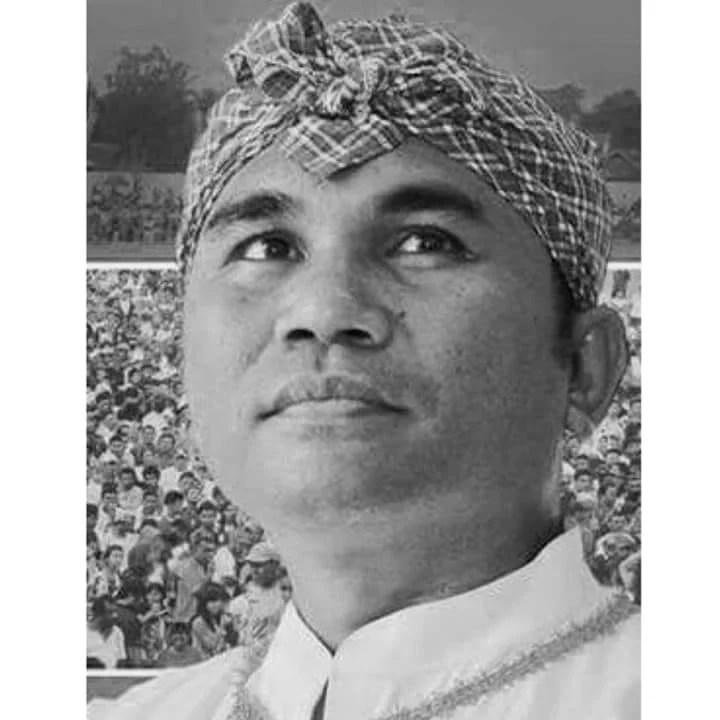 Mengintip Seputar Aktivitas Sahrin Hamid Calon Senat Asal Maluku Utara