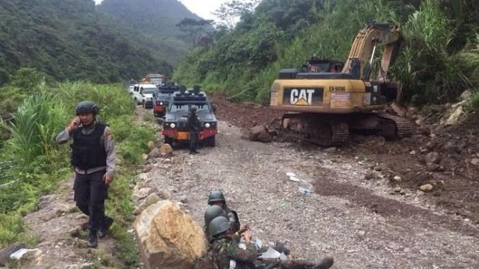 Aparat Keamanan Belum Bisa Evakuasi 24 Korban oleh KKB di Papua