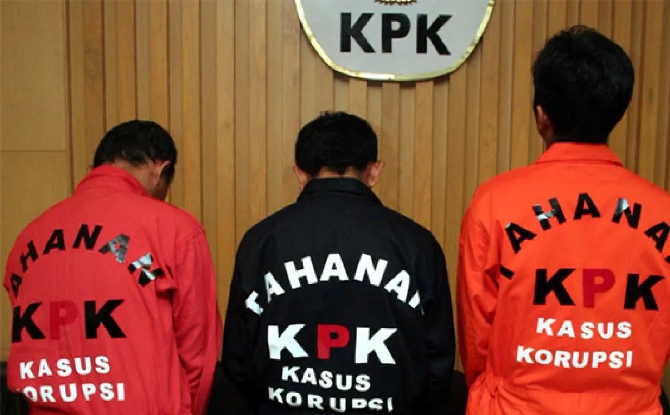Gaji Rendah Picu Korupsi? Berikut Sejumlah Fakta Gaji Pejabat Korup di Indonesia