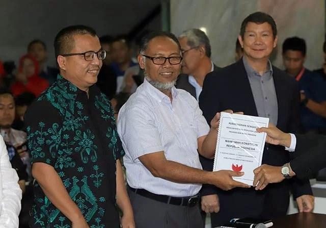 Tujuh Tuntutan Prabowo-Sandi ke MK, Jadi Pemenang Pilpres atau Pemilu Ulang
