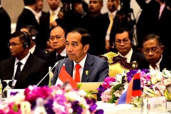 Di KTT G20 Jokowi Diberi Ucapan Selamat Berbagai Kepala Negara Dunia