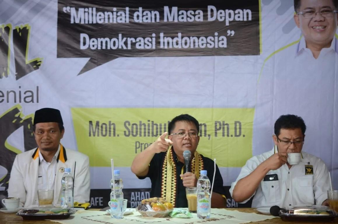 Hanya PKS, Partai Yang Tak Punya Perwakilan Milenial di DPR
