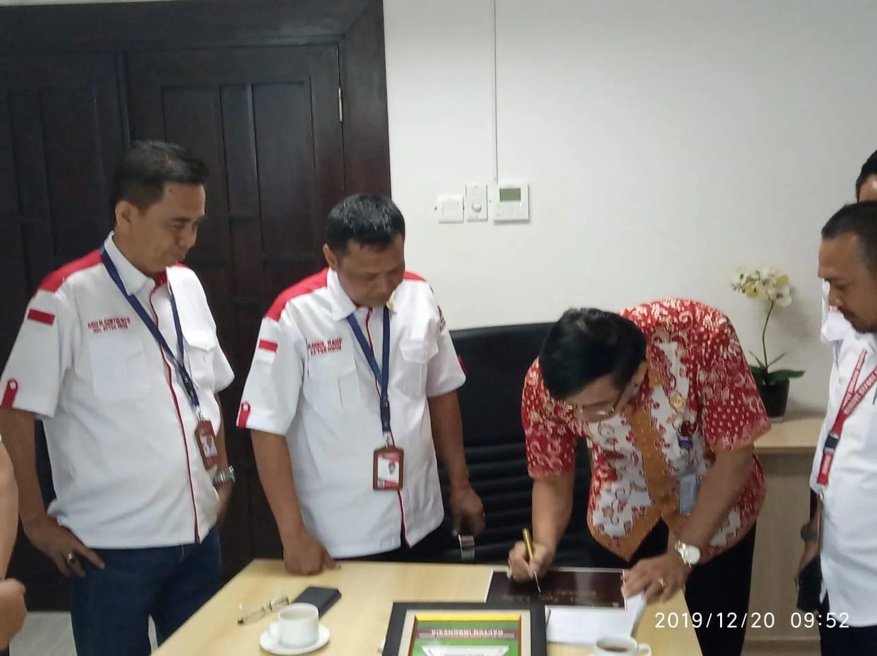 Sambangi Kementerian ESDM Kapten Indonesia Sampaikan Tentang Pola Kerja
