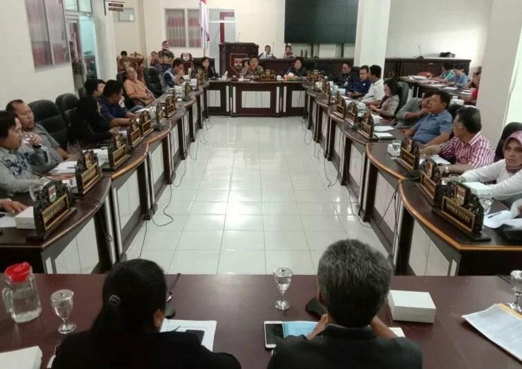 Tak Puas Saat RDP, DPRD Minahasa Tenggara Sepakat Bentuk Pansus Telusuri Aset Warisan Newmont