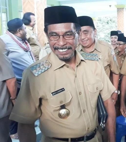 Viral Sebut Menteri Goblok, Ini Profil Bupati Boltim Sehan Salim Landjar