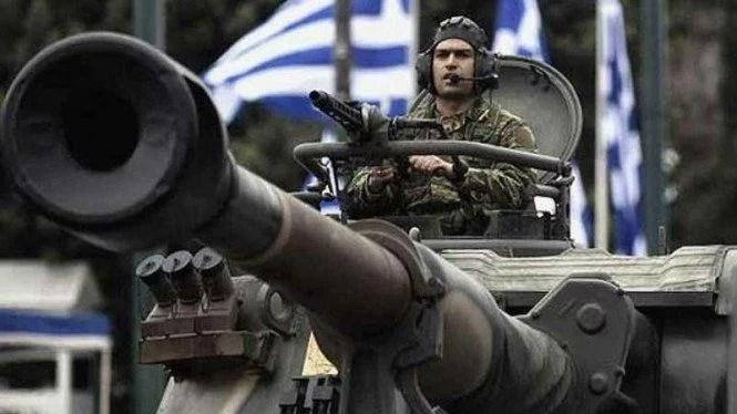 Berseteru Selama 188 Tahun, Negeri Para Dewa Siap Ladeni Turki di Medan Perang