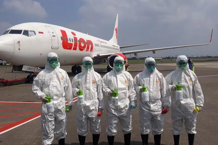 Perdana di Sulut: Lion Air Group Memperluas Layanan RT-PCR Rp.335ribu dan RDT-ANTIGEN Rp.35ribu
