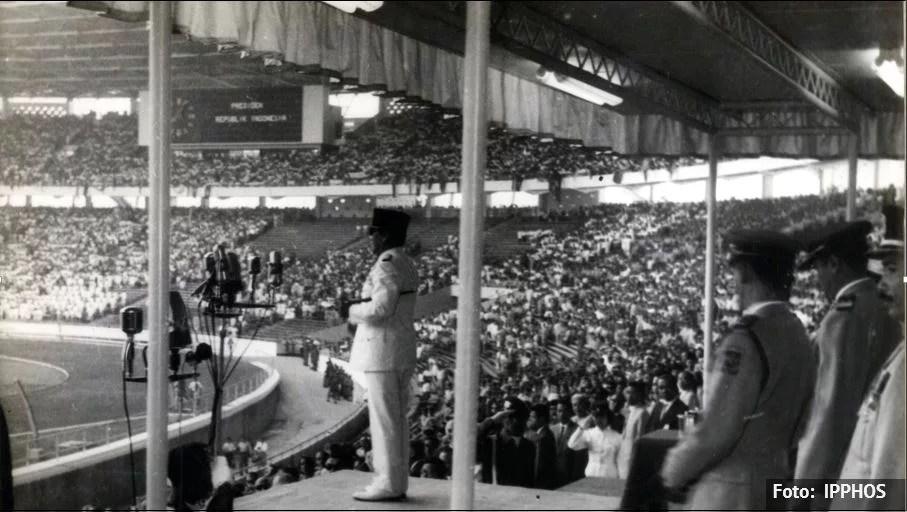 Pidato Peringatan HUT RI dari Presiden Soekarno sampai Presiden Jokowi