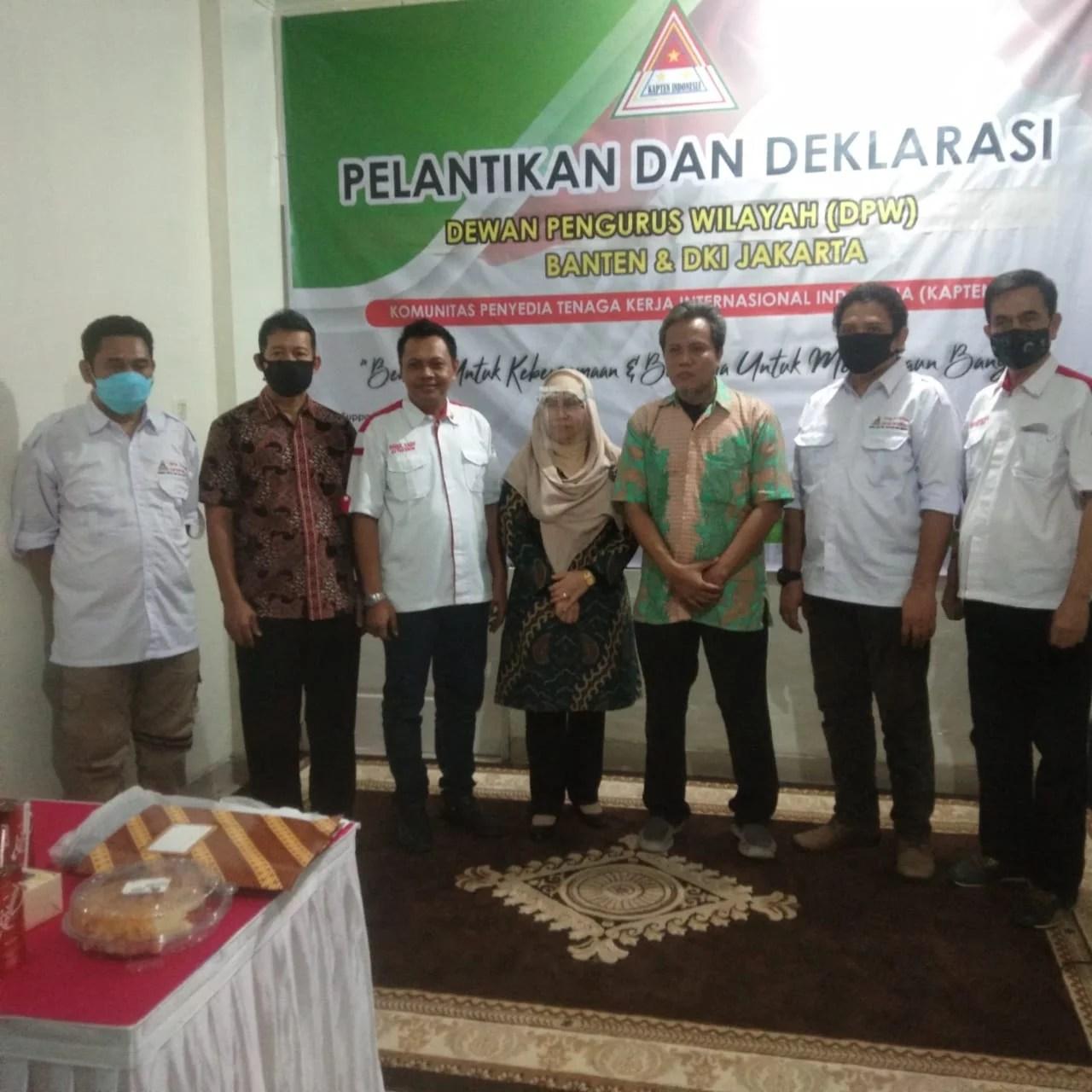 Gandeng PT. Pilar Kreasi Mandiri, Kapten Indonesia Berharap Bisa Berdampak Kesejahteraan Tenaga Kerja Indonesia