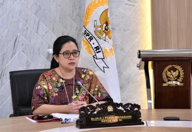 Puan Maharani: DPR Rumah Rakyat, Terbuka Untuk Sampaikan Aspirasi