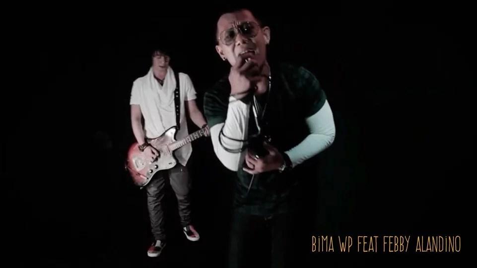 Misteri Kain Hitam di Videoklip Lagu 'Jangan Dipaksa' Bima WP feat. Febby Alandino, Terungkap!