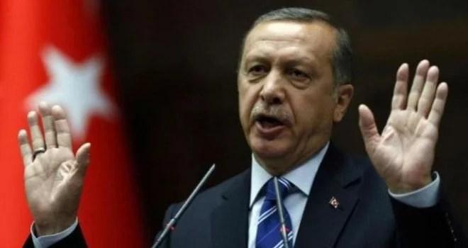 Tolak Pengungsi Afghanistan, Erdogan Minta Negara Barat Tanggung Jawab