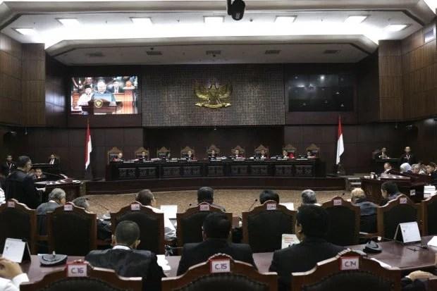 Pilkada Kota Manado 2020 Berlanjut di Mahkamah Konstitusi