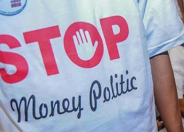 Masa Tenang, Bawaslu Sulut Peringatkan Paslon Larangan Politik Uang