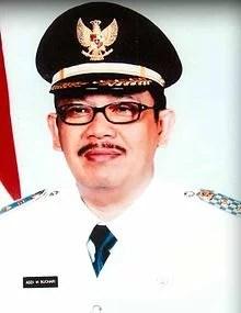 Eks Walikota Manado Alami Kebutaan Jelang Pembebasan Bersyarat