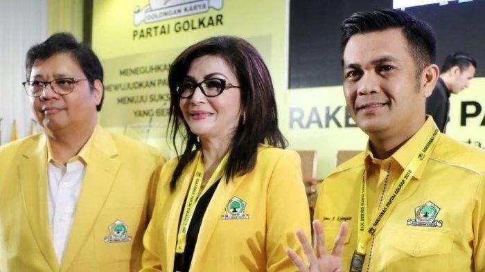 Buntut Video Viral, Legislator DPRD Sulut Dinon-Aktifkan Sebagai Ketua Harian Golkar