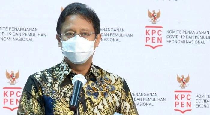 Menkes: 600 Tenaga Kesehatan Gugur Selama Pandemi Covid-19