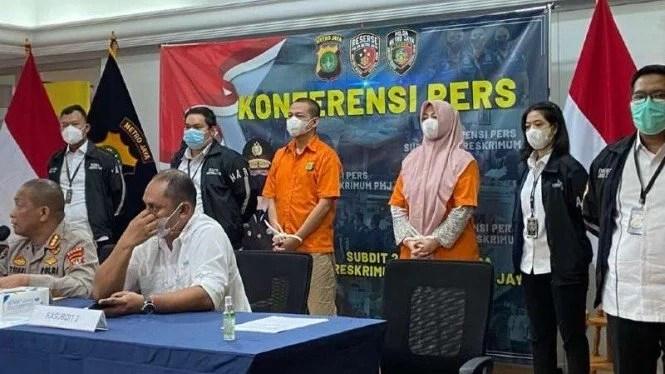 Polda Metro Jaya Tangkap Sindikat Penipuan Proyek Fiktif Senilai Rp39 M