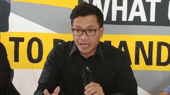 Amnesty International Minta Presiden Bebaskan Korban Kriminalisasi UU ITE