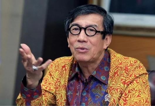 Menkumham: TKA Tidak Lagi Bisa Masuk Indonesia