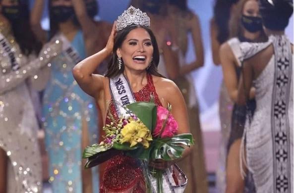 Pemenang Miss Universe 2020: Andrea Meza dari Meksiko