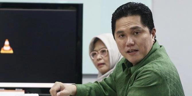 Menteri BUMN Erick Thohir Minta Maaf Penanganan Pandemi Covid-19 Belum Optimal