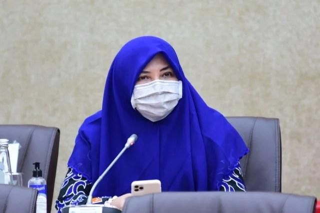 Legislator Nevi Zuariana Minta Setiap Bank Negara Berkontribusi Besar untuk UMKM
