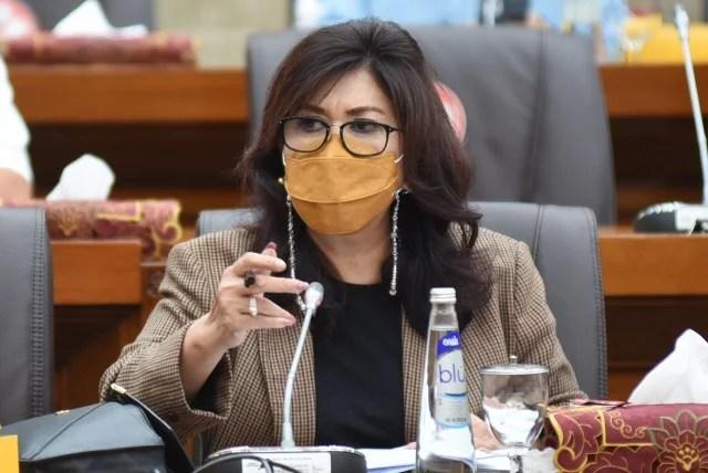 Evita Nursanty Dorong RS BUMN Terdepan Dalam Tanggap Darurat Covid-19