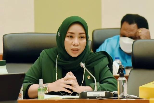 Ratna Juwita Minta Kemenkeu Kawal Sektor-sektor Terdampak Pandemi