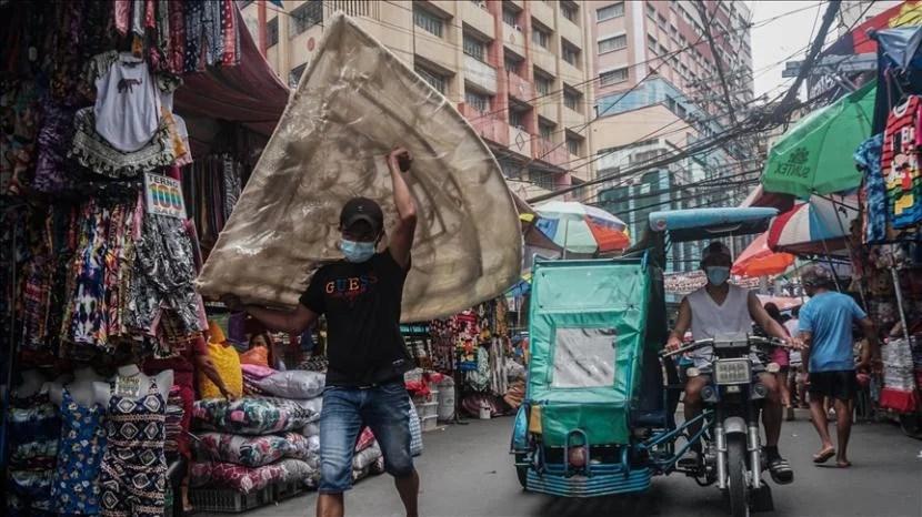 Filipina Resmi Keluar dari Resesi di Tengah Tekanan Pandemi