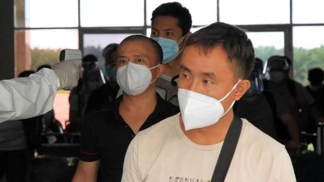 Kok Bisa Puluhan TKA China Lolos Masuk Indonesia saat PPKM Level 4, Ini Alasannya