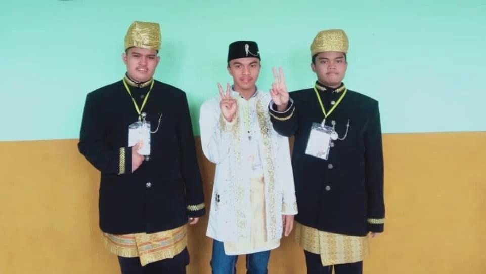 Grup Musik SLB Autisma YPPA Padang Raih Penampilan Terfavorit di PMB UNAIR 2021