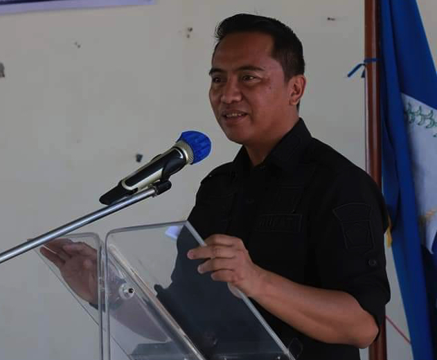 Bupati Sachrul Ucapkan Selamat Untuk PWI Boltim Yang Baru Dilantik