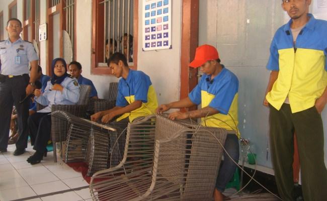 Perusahaan Swasta Jalin Kerjasama Dengan Warga Binaan