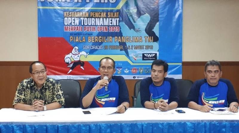MP Open 2019 Piala Panglima TNI, Libatkan Pesilat Asia