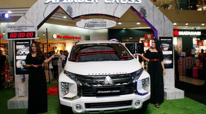 Mitsubishi XPANDER CROSS Kenyamanan MPV Ketangguhan SUV Hadir di Mitsubishi Motors Auto Show Metropolitan Mall Bekasi
