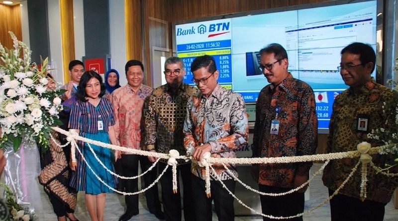BTN Relokasi Cabang Jakarta Kuningan