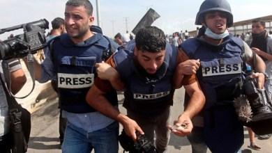 Photo of Sejak Awal 2020, Ratusan Pelanggaran Dilakukan Zionis terhadap Jurnalis
